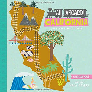 All Aboard California: Landscape Primer