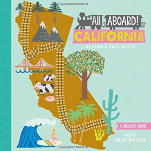 All Aboard California: Landscape Primer