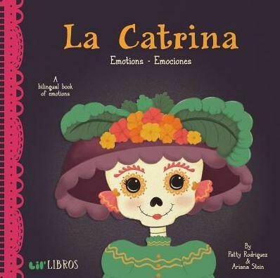 La Catrina Board Book