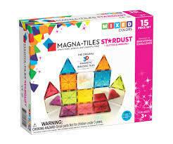 Magna-Tiles Stardust 15p