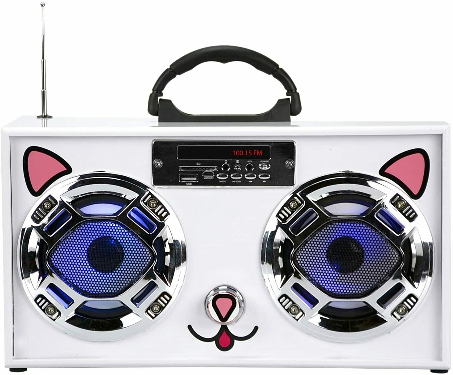 LED Boom Box - Cat