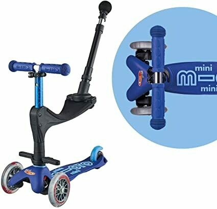 Mini 3in1 Deluxe PLUS - BLUE