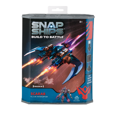 SNAP SHIPS SCARAB CLAW INTERC