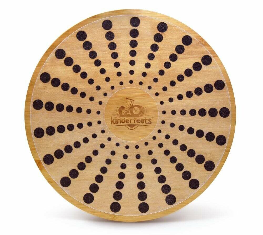 Bamboo Balance Disk