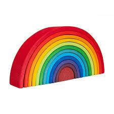 Grimms LG  Rainbow 12p