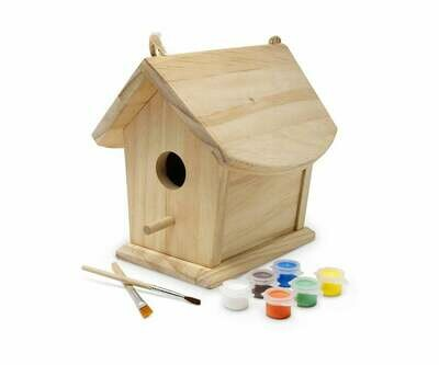 Kinderfeet Bird House