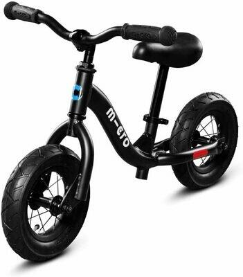 Balance Bike Black - Micro