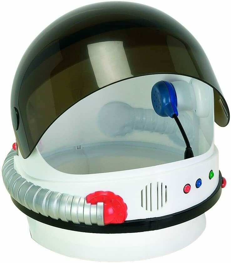 Jr. Astronaut Helmut - Wht