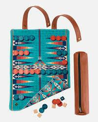 Pendleton Backgammon: Travel