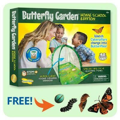 Butterfly Garden - Home School Edition