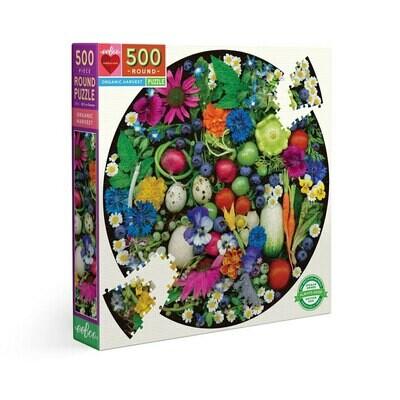 Organic Harvest 500 Pc