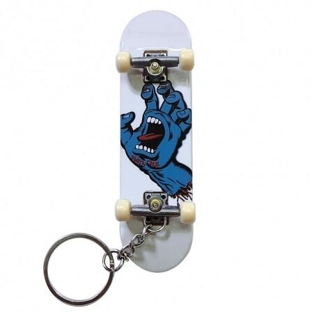 Skateboard Keychains