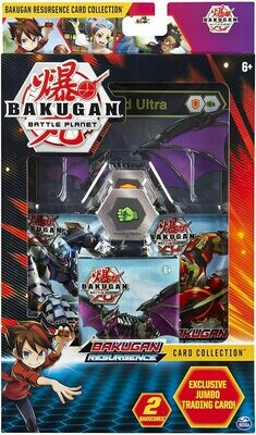BAKUGAN CARD COLLECTOR PK