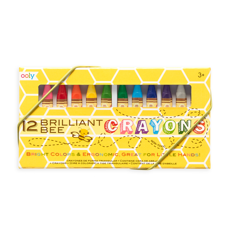 Brilliant Bee Cryns - Set 12