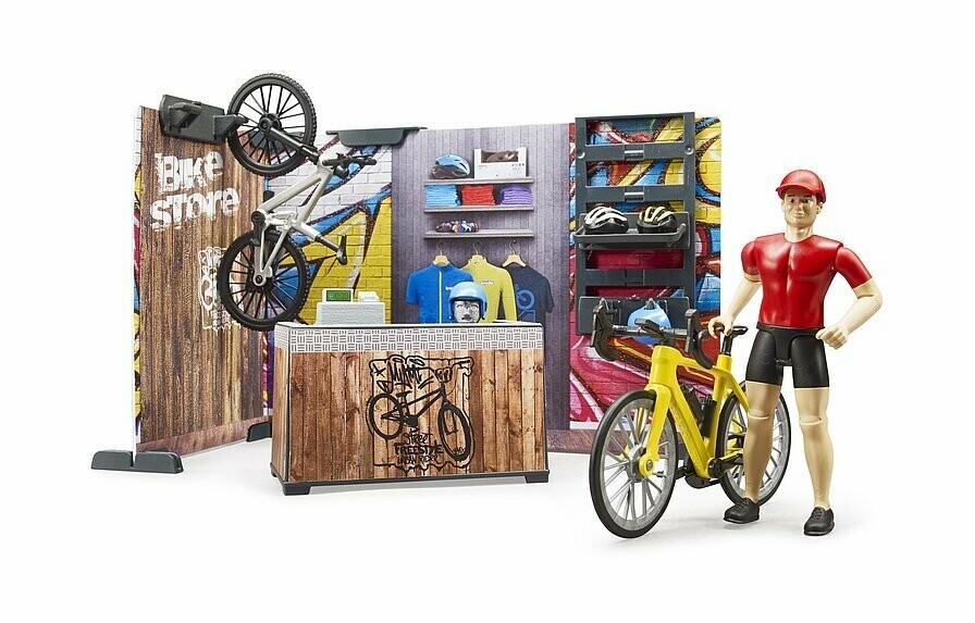 Bruder - Bike shop and service