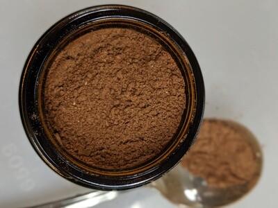 ADAPT Powder 1.5oz - Organic Cacao power, Chaga, ashwagandha, reishi, fermented blueberries, Rhodiola, Siberian ginseng