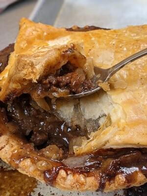 "Northbrook Marketplace Beef Pot Pie 6"" (frozen)"