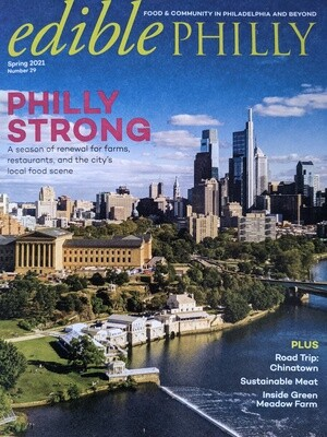 ediblePHILLY Mag Spring 2021 #29 (FREE)
