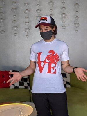 Baba's bucha LOVE T-Shirt
