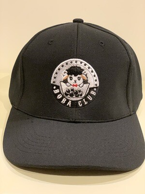 Boba Club - Low Profile Cap, Black OS