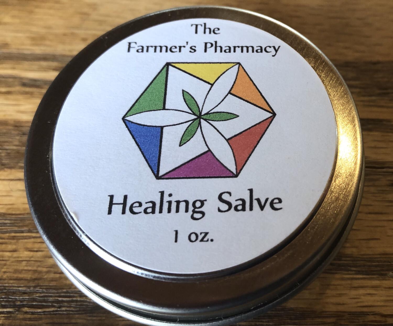 Farmers Pharmacy Healing Salve