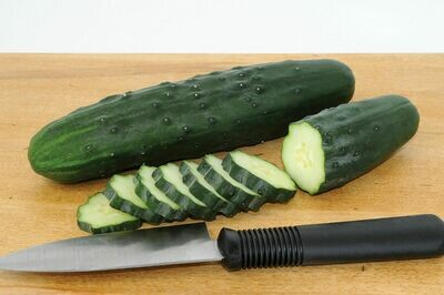 Cucumbers, Slicing, single