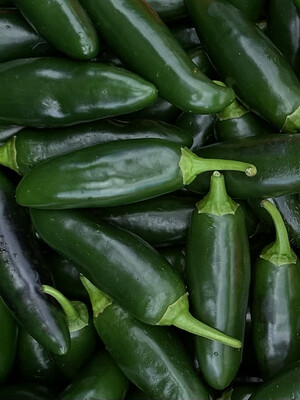 Peppers, Jalapeño, Half Pound