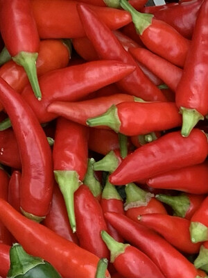 Peppers, Matchbox, Quarter Pound