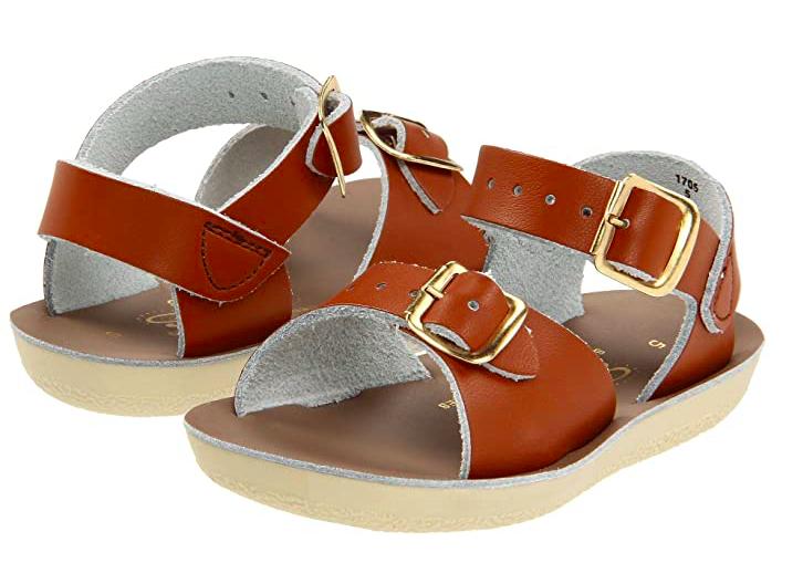 Surfer Salt Water Sandals - Tan