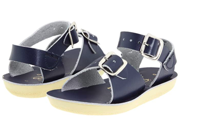 Surfer Salt Water Sandals - Navy