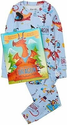 """Books to Bed - """"There was an Old Dragon"""""""