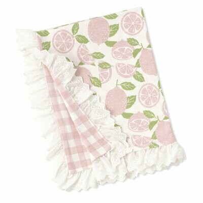 Tesa Babe One Size Blanket - Pink Lemonade