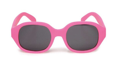 Little Crowns NYC Sunglasses (UV 400) Pink