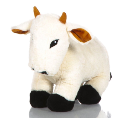 Kickee Pants Cow Stuffed Toy