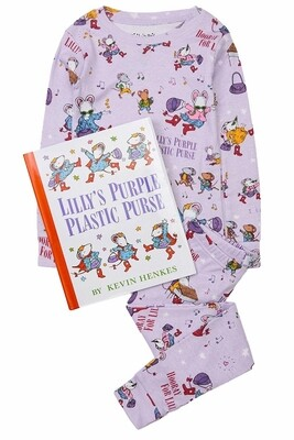 """Books to Bed - """"Lilly's Purple Plastic Purse"""""""