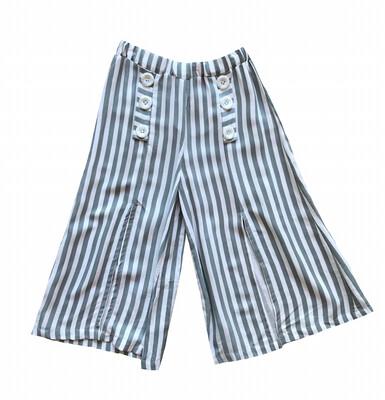 Joyous & Free Flowy Pants - Stripes