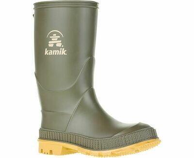 Kamik Rain Boots - Olive