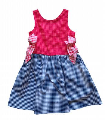 Mabel + Honey Dress - Red, White, & Blue