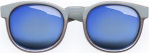 """Teeny Tiny Optics """"Bailey Sunglasses"""" Blue/Silver (Baby)"""