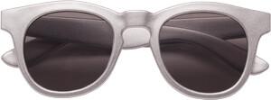 """Teeny Tiny Optics """"Rory Sunglasses"""" Silver (Toddler)"""
