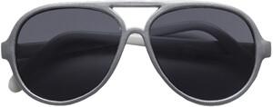 """Teeny Tiny Optics """"Jett Sunglasses"""" Silver (Baby)"""