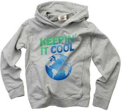 Wes & Willy Hoodie - Keepin' it Cool