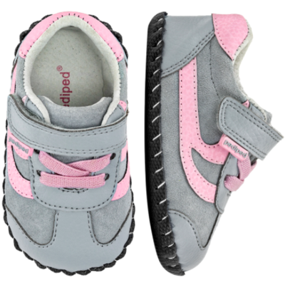 Pedi Ped CLIFF GREY PINK