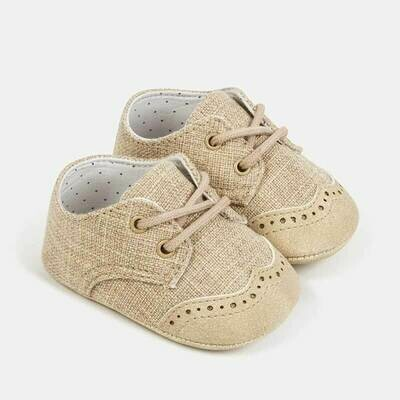 Mayoral Baby Shoes - Beige