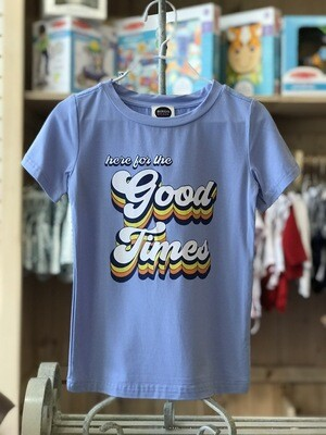 "Bird & Bean ""Here For The Good Times"" Tee"