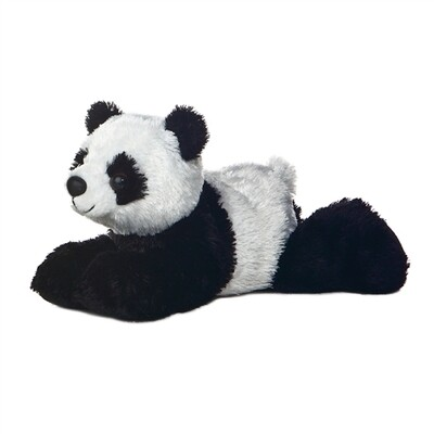 Aurora Stuffed Panda Mini Flopsie