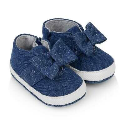 Mayoral Baby Shoes - Sparkling Denim