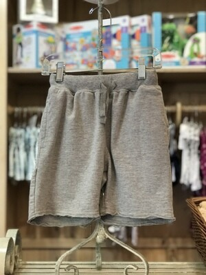 Wes & Willy Shorts - Heather Grey