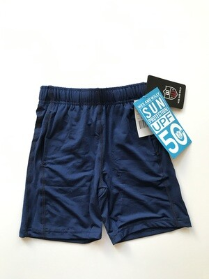 Wes & Willy Solid Performance Shorts - Midnight