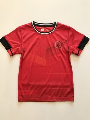 Nano Athletic Top - Red